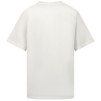 Afbeelding van Moschino HQM02X kinder t-shirt wit