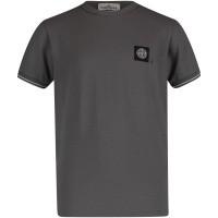 Afbeelding van Stone Island 701620348 kinder t-shirt donker grijs