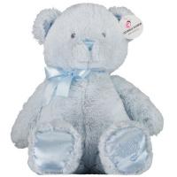 Afbeelding van Coccinelle knuffel 45cm babyaccessoire licht blauw