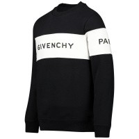 Afbeelding van Givenchy H25137 kindertrui zwart
