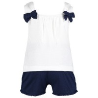 Picture of Mayoral 1232 baby set navy