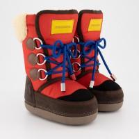 Afbeelding van Dsquared2 62456 kinder snowboots rood