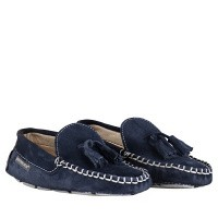 Picture of Babywalker PB4011 kids shoes navy
