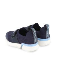 Afbeelding van Boss J09151 kindersneakers navy