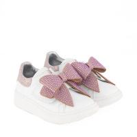 Afbeelding van MonnaLisa 838005 kindersneakers wit