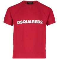 Afbeelding van Dsquared2 DQ03FS kindertrui rood