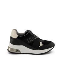 Afbeelding van Liu Jo 469701 kindersneakers zwart