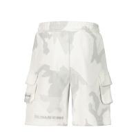 Afbeelding van Dolce & Gabbana L1JQI3 G7YIT baby shorts licht grijs