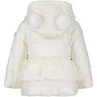 Picture of Liu Jo H68044 baby coat off white