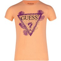 Afbeelding van Guess J92I30 kinder t-shirt zalm