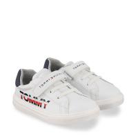 Afbeelding van Tommy Hilfiger 31075 kindersneakers wit