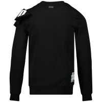 Picture of My Brand GMBSW012CL001 kids sweater black