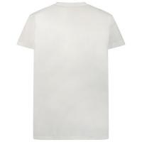 Afbeelding van MSGM MS027389 kinder t-shirt wit