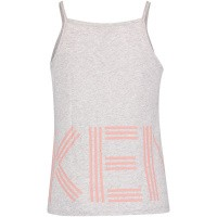 Picture of Kenzo KN10188 kids t-shirt light gray