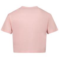 Afbeelding van Dsquared2 DQ0100 kinder t-shirt licht roze