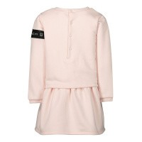 Afbeelding van Givenchy H02045 babyjurkje licht roze