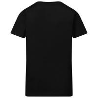 Afbeelding van Givenchy H25251 kinder t-shirt zwart