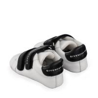 Afbeelding van Givenchy H99027 babyschoenen wit