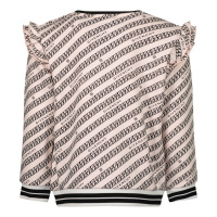Afbeelding van Givenchy H05179 baby trui licht roze