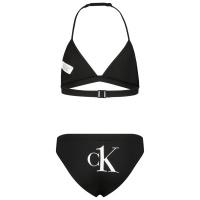 Afbeelding van Calvin Klein G80G800401 kinder zwemkleding zwart