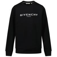 Afbeelding van Givenchy H25241 kindertrui zwart