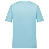 Afbeelding van Boss J25G97 kinder t-shirt turquoise