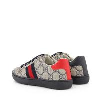 Afbeelding van Gucci 433149 kindersneakers navy