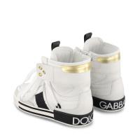 Afbeelding van Dolce & Gabbana DA0967 AO285 kindersneakers wit