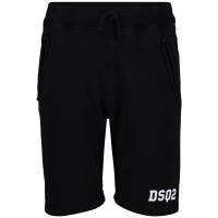 Picture of Dsquared2 DQ03B3 kids shorts black