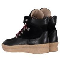 Afbeelding van Toral 10739 dames sneakers zwart