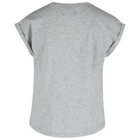 Picture of Calvin Klein IG0IG00143 kids t-shirt light gray