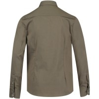Picture of Antony Morato MKSL00088 Kids blouse army