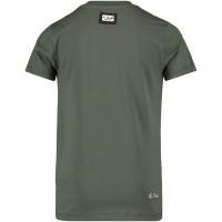 Afbeelding van My Brand BMBTS001G3037 kinder t-shirt army