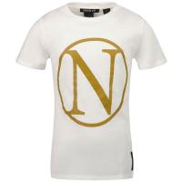 Afbeelding van NIK&NIK G8521 kinder t-shirt off white