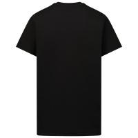 Afbeelding van Dsquared2 DQ0515 kinder t-shirt zwart