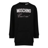 Afbeelding van Moschino MAV08M babyjurkje zwart