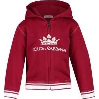 Afbeelding van Dolce & Gabbana L1JW2VG7OGZ baby trui rood