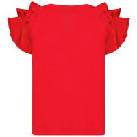 Afbeelding van Liu Jo KA1069 kinder t-shirt rood