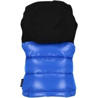 Afbeelding van Moncler 4187585 babyjas cobalt blauw