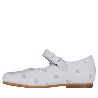 Picture of Clic 1102 kids shoes white