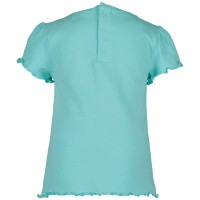 Afbeelding van Guess A92I02 baby t-shirt turquoise