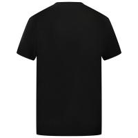 Afbeelding van Dsquared2 DQ0192 kinder t-shirt zwart