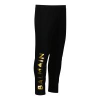 Afbeelding van Balmain 6P6880 baby legging zwart