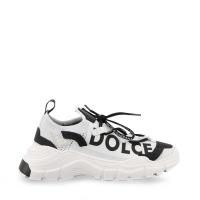 Afbeelding van Dolce & Gabbana DA0978 AO262 kindersneakers wit/zwart