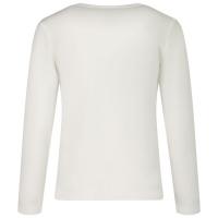 Afbeelding van MonnaLisa 116619P2 kinder t-shirt off white