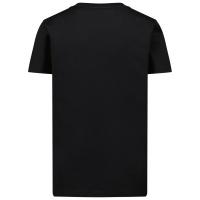 Afbeelding van Givenchy H25257 kinder t-shirt zwart