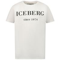 Afbeelding van Iceberg TSICE1103J kinder t-shirt wit