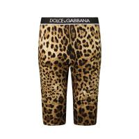 Afbeelding van Dolce & Gabbana L5JQ68 G7BIK kinder legging panter