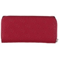 Afbeelding van Guess SWSG7100620 dames portemonnee rood