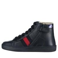 Afbeelding van Gucci 526167 kindersneakers navy